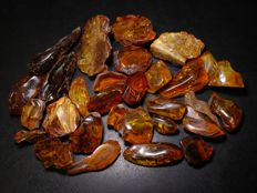 Lot of Natural Baltic Amber - 150 gm