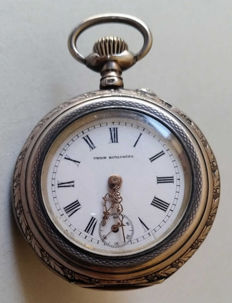 Union Horlogère - Men's pocket watch - early 1900s