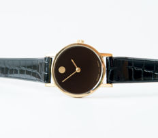 Zenith - Movado - Museum Watch - Mujer - 1990 - 1999