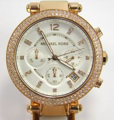 Michael Kors Parker Chronograph MK-5774 – Ladies wrist watch