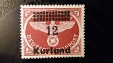 Stamp German Reich occupation and local issues World War II
