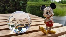 Arribas Mickey Mouse - paperweights