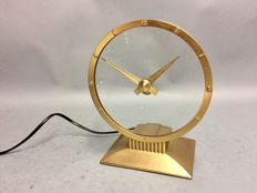 Electric clock - Jefferson Golden Hour Mystery clock - United States - Around 1955