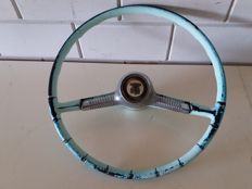 Vintage Dodge steering wheel - 1950s