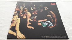 Jimi Hendrix - Electric Ladyland (2 LP Set with Nude Cover - White marbled Vinyl