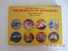 Reference work: The Products of Binns Road Volume 1 (The Hornby Companion Series, Volume 1)