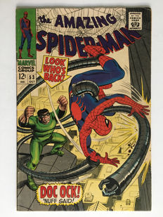 Marvel Comics - The Amazing Spider-Man #53 - 1x sc - (1967)
