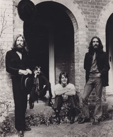 Ethan Russell/AppleRecords - The Beatles' final photo session - 1969