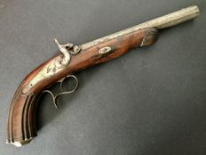 Percussion pistol France circa 1840/50