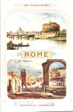 Italy-± 120 x (old to very old cards)