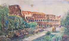 Anonymous (early 20th century) Il Colosseo