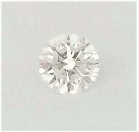 Diamond of  1.07 carat , F color , SI1 clarity , Big AIG certificate + Laser Inscription on Girdle , 3 x EX , None.