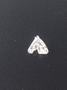 0.81 ct occasional ( horse ) D SI1
