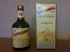 Littlemill 8 years old - distillery bottling