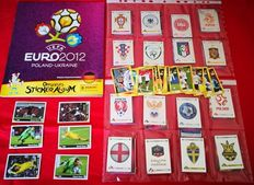 Panini - UEFA Euro 2012 Poland / Ukraine - Sticker Album + all 565 stickers.
