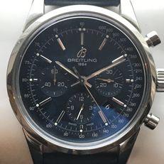 Breitling Transocean Chronograph Limited Edition of 2000 Ref. AB0151 - Heren - 2011