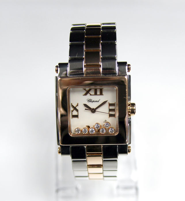 Chopard - Happy Sport - 8495 - Heren - 2000-2010