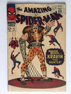 Marvel Comics - The Amazing Spider-Man #47 - 1x sc - (1966)