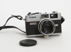 Canonet QL17 G III from 1965