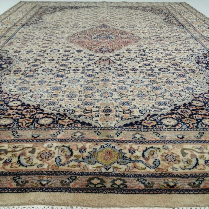Indo Bidjar - 248 x 168 cm - 'Oriental carpet in beautiful nearly unused condition' - With certificate