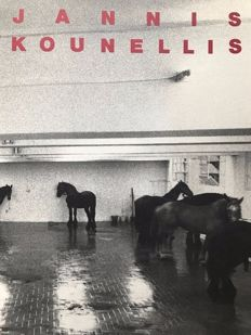 Jannis Kounellis; Lot with 5 publications - 1988 / 2013
