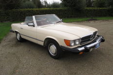 Mercedes-Benz - 450 SL Roadster - 1977