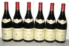 1995 Chassagne-Montrachet (Red), Thomas Frères - lot 6 bottles
