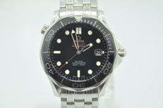 Omega Seamaster Professional Co-Axial Ceramic Bezel Men's Watch