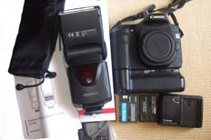 Canon EOS 50 d (body) with Original Canon Grip