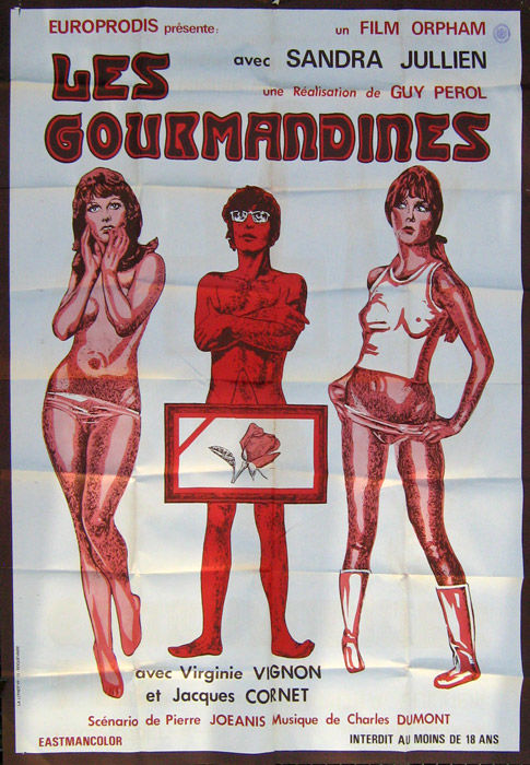 Anonymous - Les Gourmandines - 1973