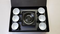 Lamborghini coffee cups set