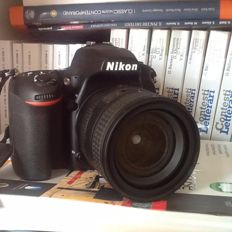 DIGITAL FULL FRAME SLR CAMERA NIKON D750 KIT + 24-85MM NIKON VR - NEAR NEW CONDITION