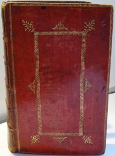 The Book of Common Prayer, and Administration of the Sacraments and Other Rites and Ceremonies of the Church, According to the Use of the Church of England, Together with the Psalter or Psalms of David - 1781