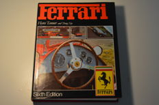 Ferrari  - Hans Tanner Sixth Edition - English, 1979