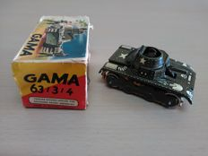 "GAMA, Western Germany - C. 10 cm-""Panzer"" 63/3/4 in a can, 1950s"