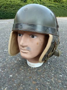 US WW2 Model Tank helm tanker helm