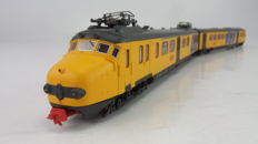 "Piko H0 - 57523 - Two-piece electric train set ""Hondekop"" of the NS"