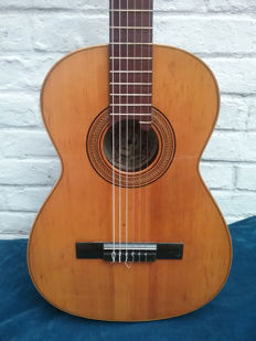 Old Spanish classic guitar - VICENTE TATAY TOMAS - 50/60s
