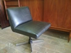 Pierre Guariche - vintage fauteuil, model Brussel