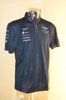 Aston Martin Racing 2016 WEC Team and Drivers Raceday Shirt