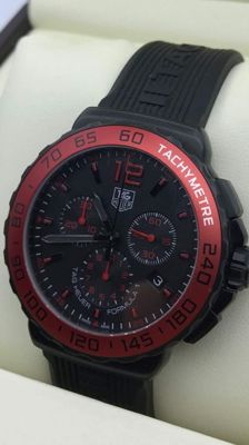 TAG Heuer - Formula One Chronograph  - CAU1117.FT6024 - Heren - 2011-heden