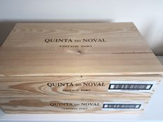 "2007 Vintage Port Noval ""Silval"" - 12 bottles of 0.75l in 2 OWC"