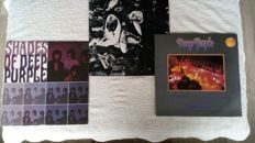 A great lot on offer. 8 albums by Deep Purple including their first 2 albums!!!