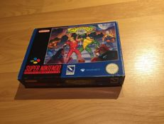"Snes ""Battletoads featuring Double Dragon"" Fully Complete"