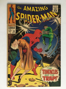 Marvel Comics - The Amazing Spider-Man #54 - 1x sc - (1967)