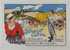 Georges Fay - Syndicat Central - 1900