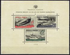 Spain 1938 - Submarine mail - Edifil 781