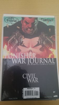 Collection of Marvel Comics - The Punisher - Various Titles and Complete Sets including Armory, War Zone, War Journal - 53x sc - (1990/2006)