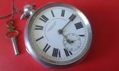 Fattorini & Sons -- Men's pocket watch -- late 19th century