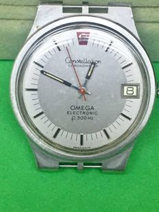 Omega - Constellation CHRONOMETER ELECTRONIC F300 HZ - Heren - 1970-1979
